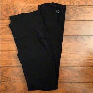 Black Gap GFast Leggings.
